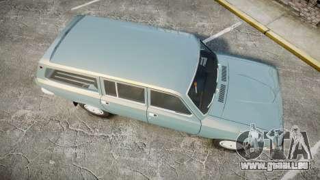 GAZ-24-12 Volga Wh2 pour GTA 4 est un droit