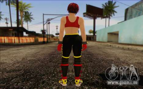 Mila 2Wave from Dead or Alive v8 für GTA San Andreas zweiten Screenshot