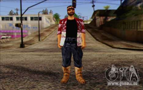 Cartel from GTA Vice City Skin 1 pour GTA San Andreas