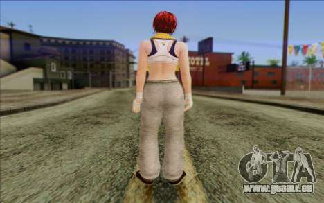 Mila 2Wave from Dead or Alive v17 für GTA San Andreas zweiten Screenshot