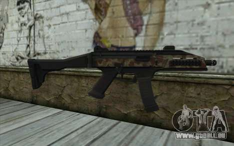 CZ-3A1 Scorpion (Bump Mapping) v2 für GTA San Andreas dritten Screenshot