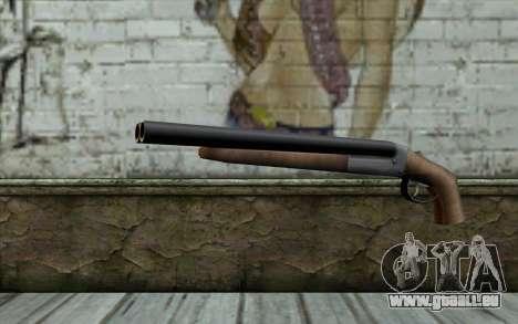 Sawn Off Shotgun from Beta Version pour GTA San Andreas