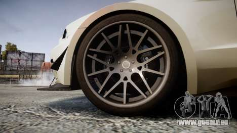 Ford Mustang GT 2014 Custom Kit PJ2 pour GTA 4 Vue arrière
