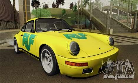 RUF CTR Yellowbird 1987 Tunable für GTA San Andreas rechten Ansicht