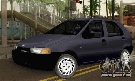 Fiat Palio EDX 1997 für GTA San Andreas