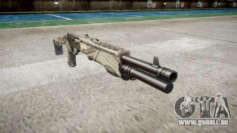 Ружье Franchi SPAS-12 Benjamins für GTA 4