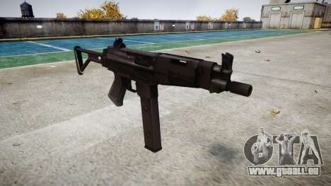 Pistole Taurus MT-40 buttstock2 icon3 für GTA 4