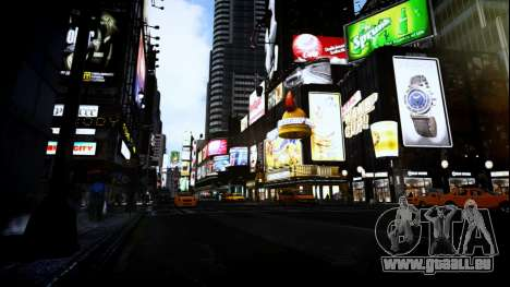FaveENB pour GTA 4 cinquième écran