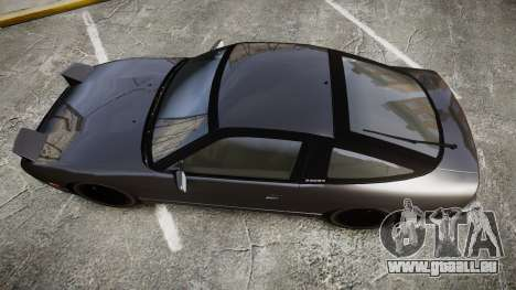 Nissan 240SX S13 pour GTA 4 est un droit