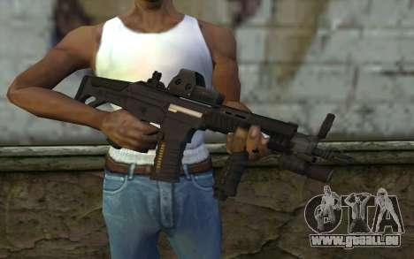 LK-05 v3 pour GTA San Andreas troisième écran
