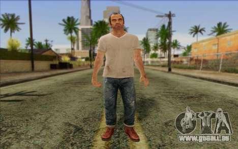 Trevor from GTA 5 pour GTA San Andreas