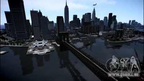 FaveENB pour GTA 4 troisième écran