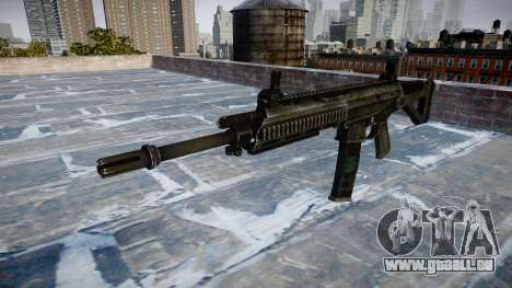 Machine Magpul Masada ACW-R icon2 pour GTA 4
