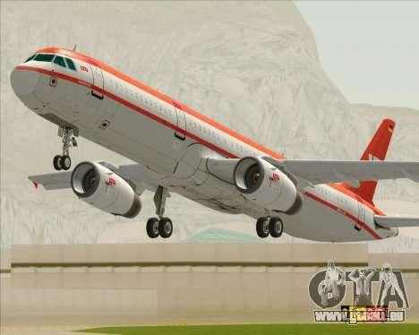 Airbus A321-200 LTU International pour GTA San Andreas