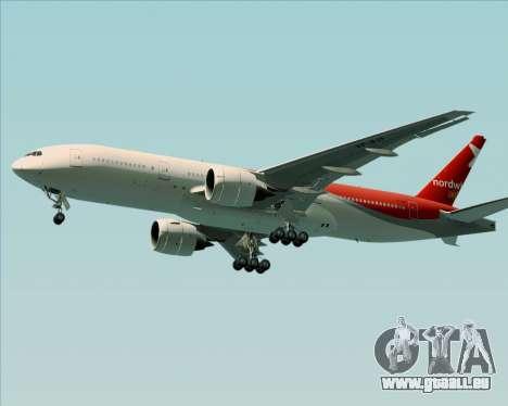 Boeing 777-21BER Nordwind Airlines für GTA San Andreas