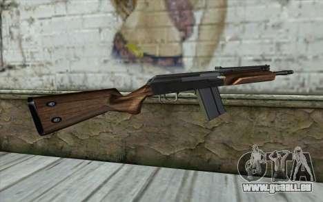 Saiga (Schusswaffen) für GTA San Andreas zweiten Screenshot