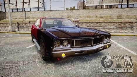 Declasse Sabre GT pour GTA 4