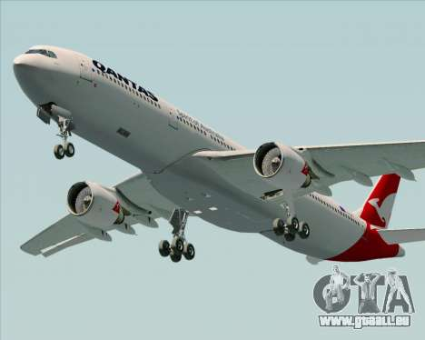 Airbus A330-300 Qantas (New Colors) für GTA San Andreas Motor