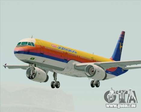 Airbus A321-200 Air Jamaica für GTA San Andreas
