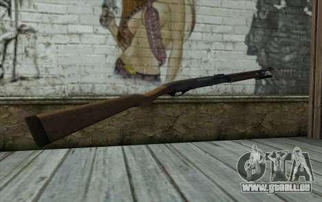 Le fusil de chasse (L4D2) pour GTA San Andreas deuxième écran