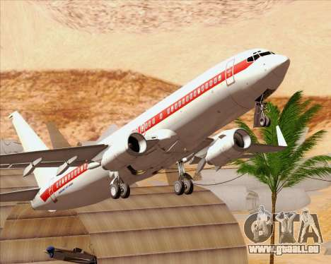 Boeing 737-800 EG&G - Janet pour GTA San Andreas