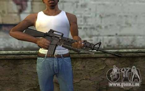MICH zur Sicherung unserer m für GTA San Andreas dritten Screenshot