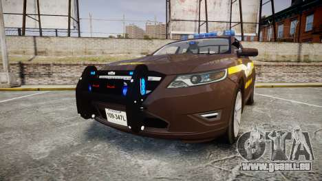 Ford Taurus Sheriff [ELS] Virginia für GTA 4