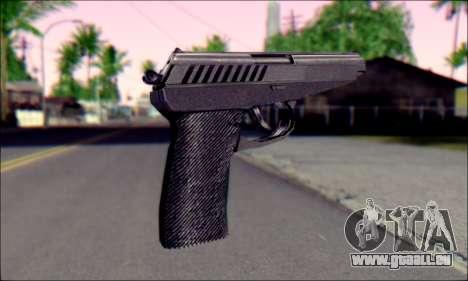 SR-1 Gyurza für GTA San Andreas zweiten Screenshot