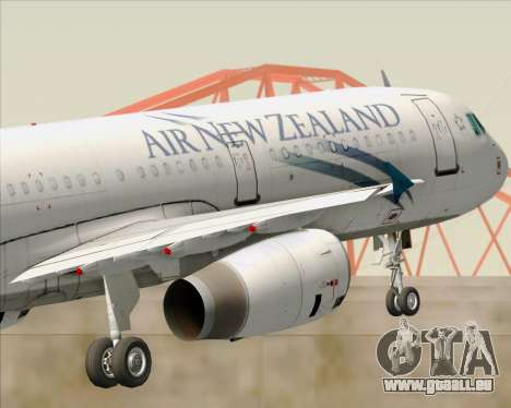 Airbus A321-200 Air New Zealand für GTA San Andreas