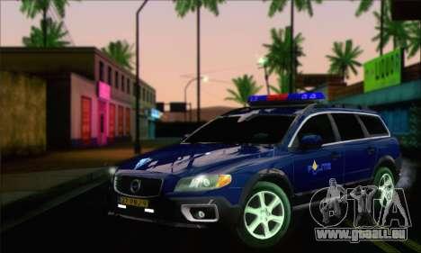 Volvo XC70 K9 Politie für GTA San Andreas