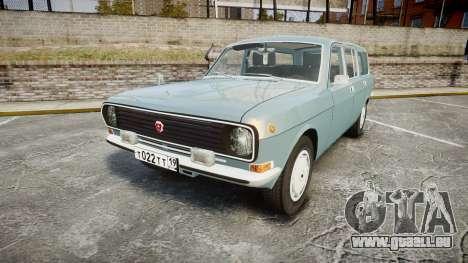 GAZ-24-12 Volga Wh2 pour GTA 4