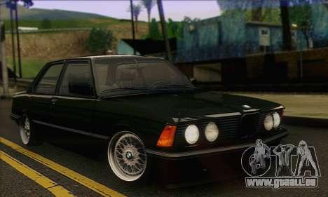 BMW 3 Series (E21) für GTA San Andreas