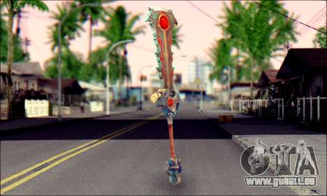 Меч (World Of Warcraft) v2 für GTA San Andreas