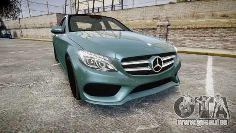 Mercedes-Benz C250 pour GTA 4