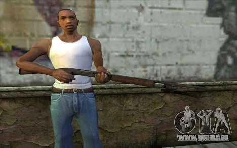 Le fusil de chasse (L4D2) pour GTA San Andreas troisième écran