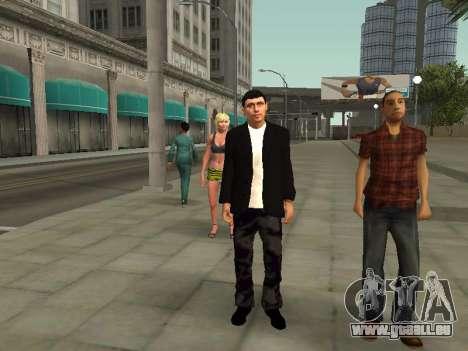 Denis Antoshin pour GTA San Andreas deuxième écran