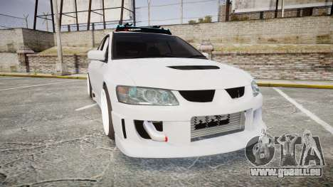 Mitsubishi Lancer Evolution VIII Stance pour GTA 4