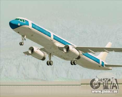Airbus A321-200 American Pacific Airways für GTA San Andreas