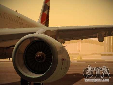 Airbus A321-232 Czech Airlines pour GTA San Andreas moteur