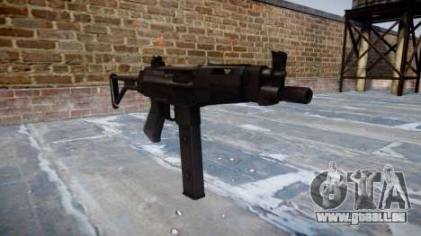 Pistolet Taurus MT-40 buttstock2 icon1 pour GTA 4
