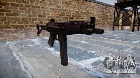 Pistole Taurus MT-40 buttstock2 icon1 für GTA 4