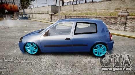 Renault Clio Mio 2014 für GTA 4 linke Ansicht