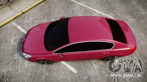 Peugeot 508 v1.2 pour GTA 4 est un droit