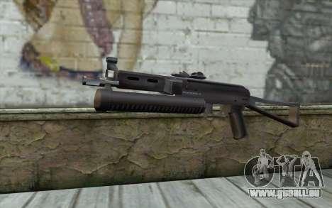 ПП-19 von Schusswaffen für GTA San Andreas