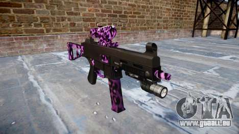 Gun UMP45 Party-Rock für GTA 4