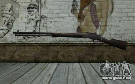 Winchester 1873 v2 für GTA San Andreas