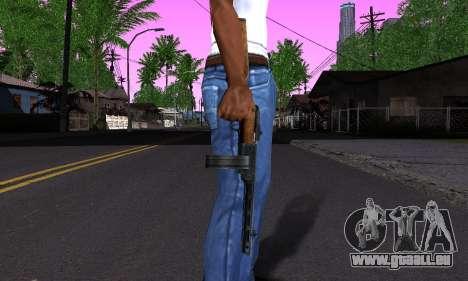 Gun Shpagina für GTA San Andreas dritten Screenshot