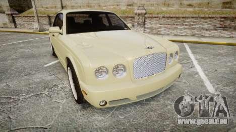 Bentley Arnage T 2005 Rims1 Black pour GTA 4