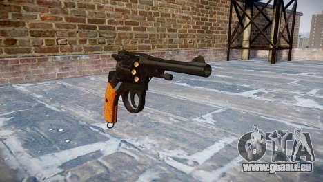 Der Revolver Nagant M1895 für GTA 4