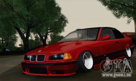 BMW M3 E36 Tuned für GTA San Andreas